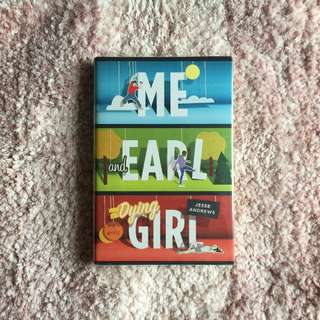 Me and Earl and the Dying Girl – Jesse Andrews