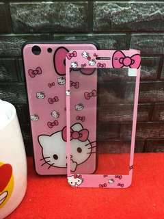 HELLO KITTY 2 IN 1 CASE