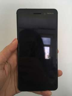 NOKIA 6 ANDROID MULUS PARAH LIKE NEW