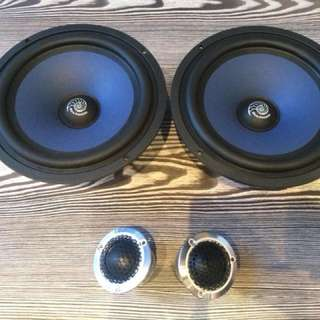 Micro-Precision 7-series 2 way speaker