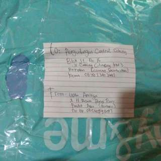 Thnks Sis Sudah Order Happy Shopping  😊