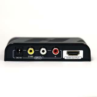 Lenkeng 朗強 Composite 轉 HDMI 轉換器 LKV363MINI