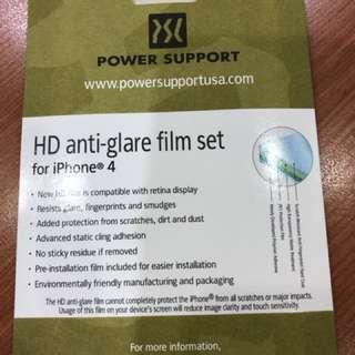 HD Anti Glare Film Set