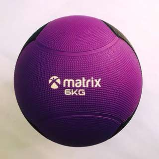 Matrix Medicine Ball 6kg