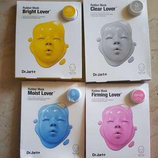 Dr.Jart+ Dr Jart Rubber Mask set