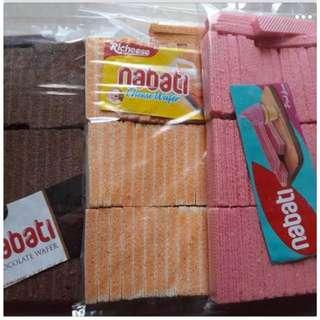 Nabati wafer
