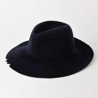 5525 gallery x KIJIMA TAKAYUKI 日本製 寬沿帽 紳士帽