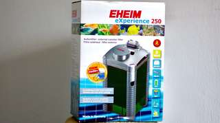 EHEIM eXperience 250 Filter BRAND NEW