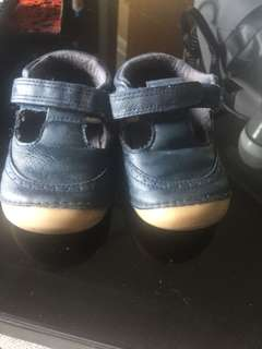 Classy baby boy shoes