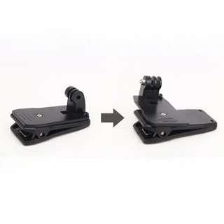 Bag cap clip for action camera go pro sony etc. High quality clip