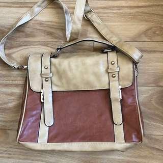 Crossbody Compartment Bag