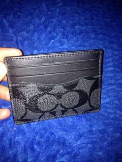 Card holder Coach