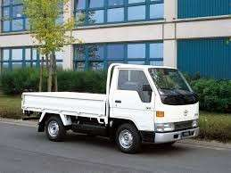 10ft lorry with driver rental