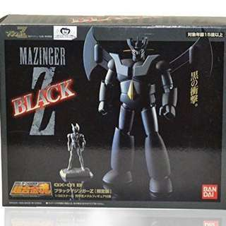 Mazinger Z Black Edition Limited Edition