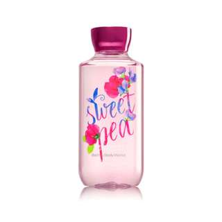 Bath and Body Works Sweet Pea Shower Gel 295ml
