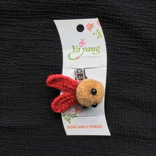 Bunny Rabbit Hair Clip