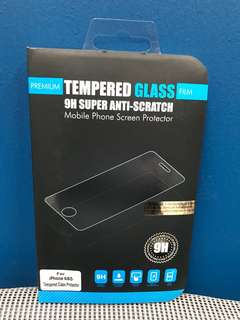 iPhone 6/6S Tempered Glass protector 玻璃保護貼