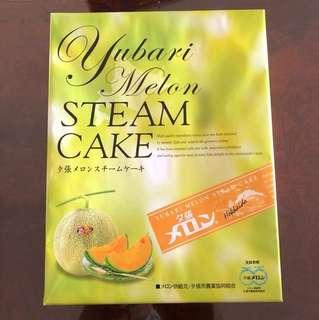 日本北海道蜜瓜蛋糕12件裝