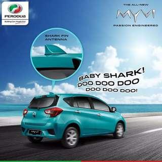 Perodua Myvi 2018