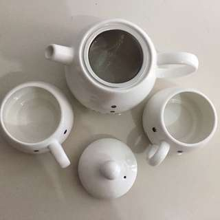 Teapot and Teacup Set