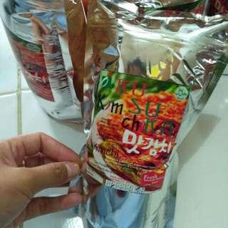 Kimchi sawi putih 300gr