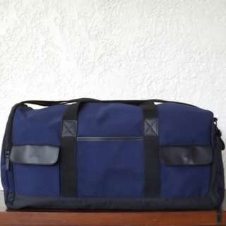 Large Duffel Bag with secret pocket and shoe compartment