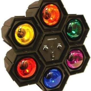 LED Disco Light Pods