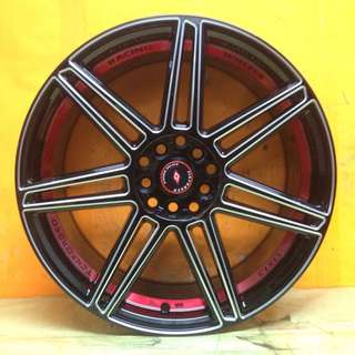 17 inch SPORT RIM Tck231 RACING FORGED WHEELS