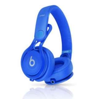 Authentic Beats mixr blue