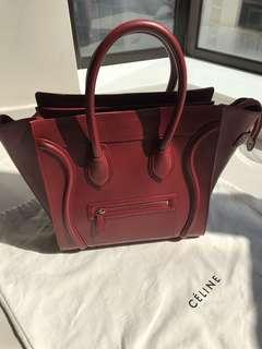 Celine Luggage Size L