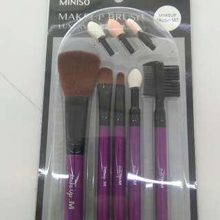 1 set Kuas brush make up (new)