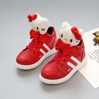 Hello Kitty 3D Boots