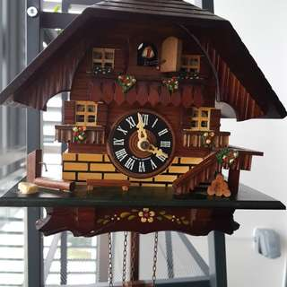 >50% off Cuckoo Clock from Germany