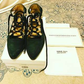 TOGA PULLA lace-up shoes
