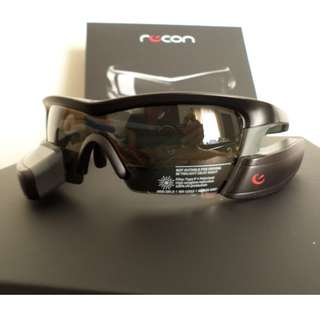 Recon Jet Sports Eyewear