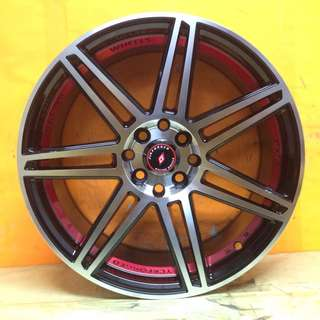17 inch SPORT RIM Tck225 RACING FORGED WHEELSS