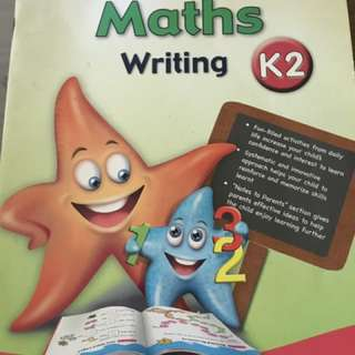 K2 maths bk