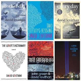 David Levithan Collection