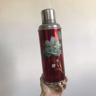 Vintage thermal bottle 懷舊暖壺