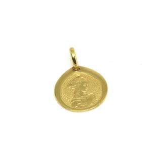 Just Jewels Pendant Yellow Gold