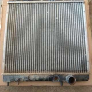 Radiator wira double layer.