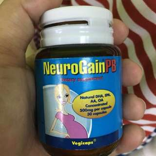 Supplement Neurogain PB
