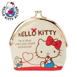 Hello Kitty 口金包