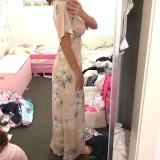 Sheike dress 6 maxi