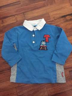 Thomas And Friends Long Sleeves Polo