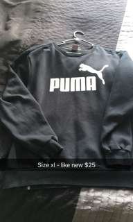 Puma jersey