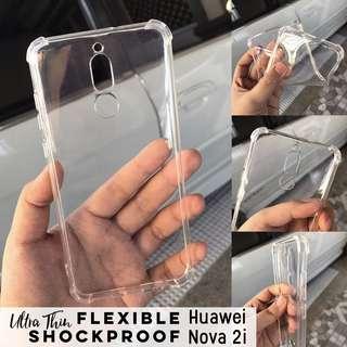 Ultra Thin Flexible Shockproof Case Huawei Nova 2i