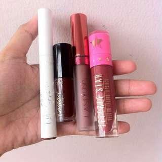 250ribu dapat 4 lipstick high brand