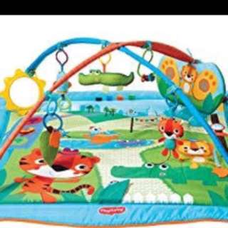 Tiny Love Gymini Kick & Play Safari Playmat