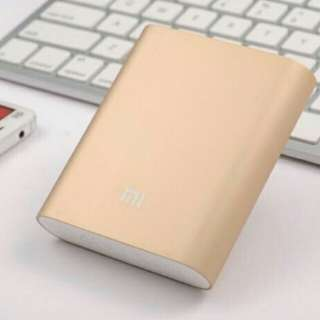 Xiaomi Power Bank 10000 mah(Gold)
